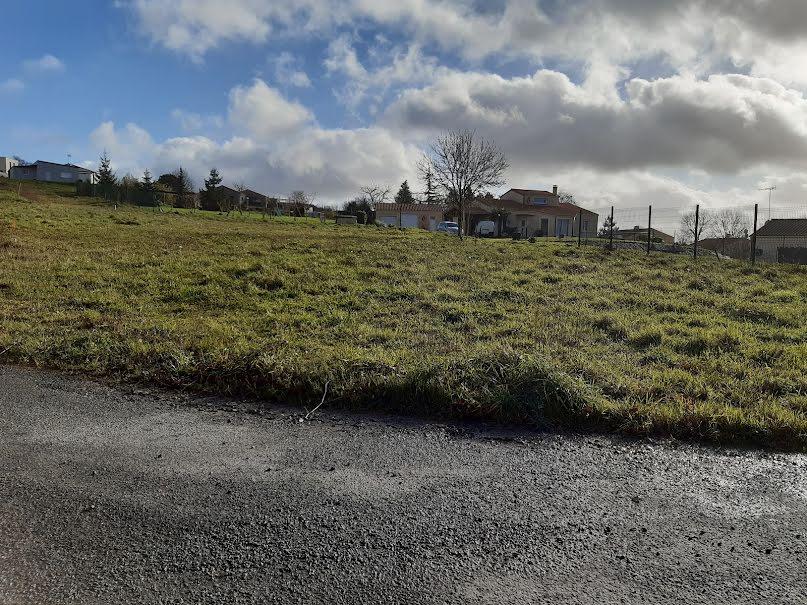 Vente terrain à batir  432 m² à Saint-Lézin (49120), 25 920 €