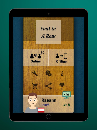 Four In A Row | Connect 4 - Online Multiplayer screenshot 21