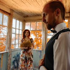 Wedding photographer Petr Shishkov (Petr87). Photo of 25.09.2018