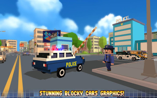 Blocky City: Ultimate Police|玩模擬App免費|玩APPs