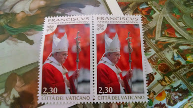 Photo: Mailed some postcards from the official vatican post office