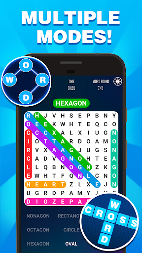 Word Connect - Word Cookies : Word Search 5.0 Screenshots 15