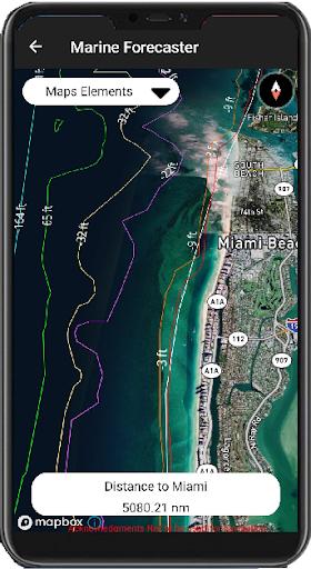 Marine Weather Forecast 29.12 screenshots 2