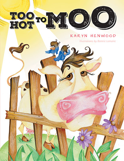 Too Hot to Moo cover