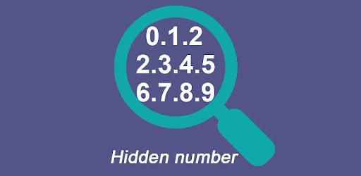 Приложения в Google Play – HiddenNumber