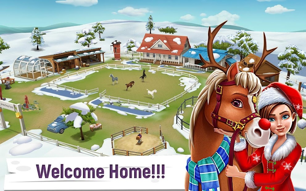 My Horse Stories Android App Screenshot