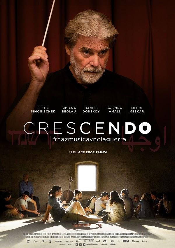 película Crescendo