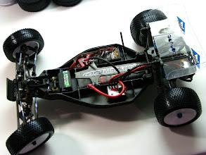 Photo: Auto valmiina talven WJ-sarjaan