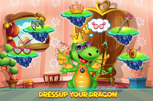 Dragon Cleanup Salon & Spa Game: Makeup & Makeover 1.0 screenshots 12