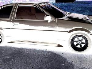 スプリンタートレノ AE86 GT-Vのカスタム事例画像        隼さんの2018年12月13日11:15の投稿