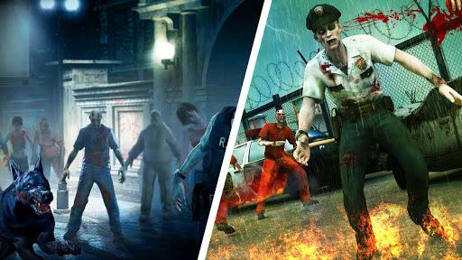 Zombie Survival Shooter: 3D FPS Kill Hunting War  screenshots 11