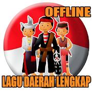 Lagu Daerah Nusantara Offline lengkap