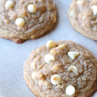 Soft Brown Sugar Cinnamon Cookies.