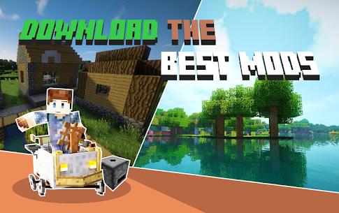 Zone Modding Minecraft 1