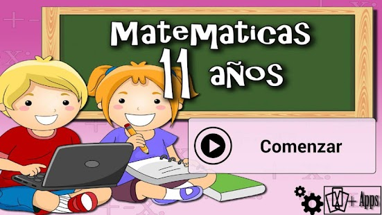 Matemáticas 11 años - náhled