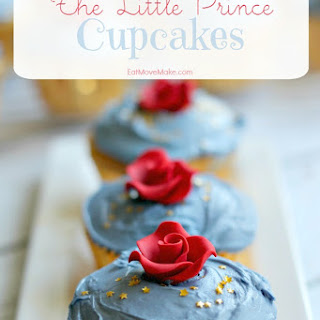 The Little Prince Cupcakes