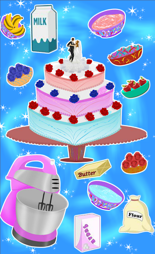 Download Heart Wedding Cake Cooking for PC