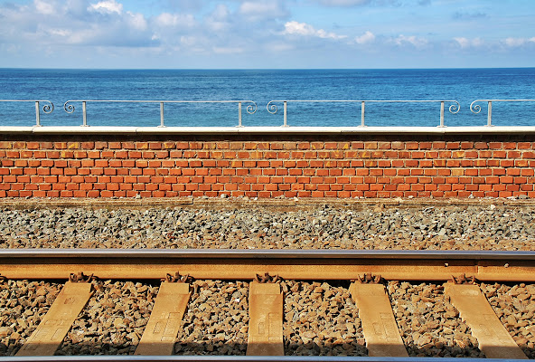 Panoramic railway station di mellooow