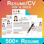 Resume Builder:Free CV Maker,With PDF,WORD Format 3.6