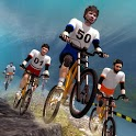 Uphill Bicycle Rider : Off Road Cycle Game icon