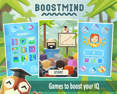 Boostmind - brain training v1.2 Mod Money