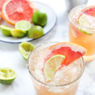 Ginger Beer Paloma Cocktails Recipe