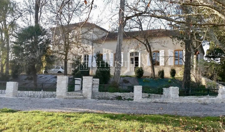 Manoir Valence-sur-baise