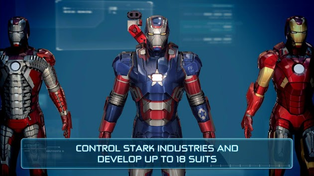 Iron Man 3 - The Official Game image
