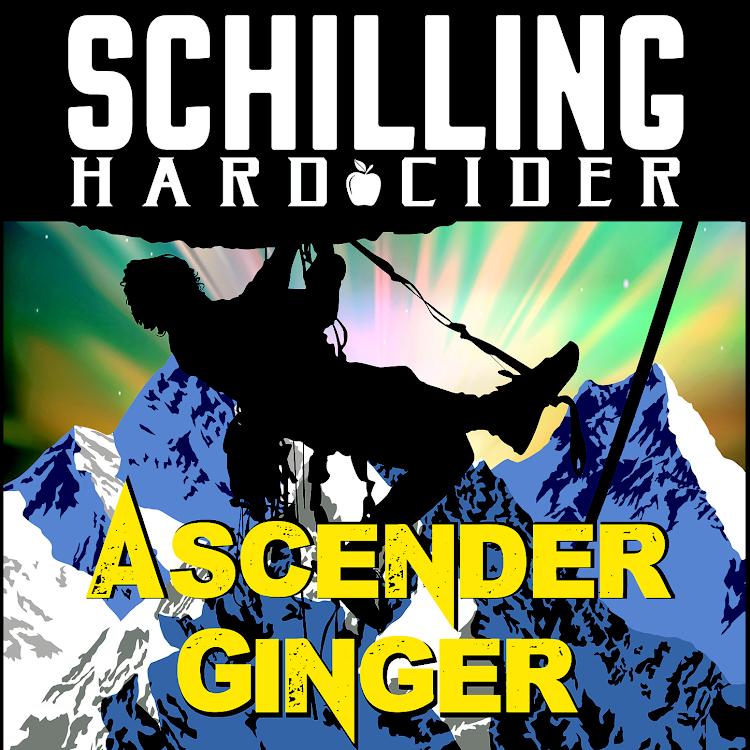 Logo of Schilling Cider - Ascender (Ginger)