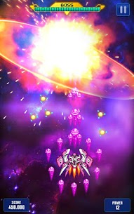 Space Shooter: Galaxy Attack MOD (Free Shopping) 6