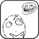 Troll Face Sticker apk