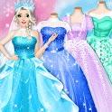 Ice Princess Wedding Dress Up Stylist icon
