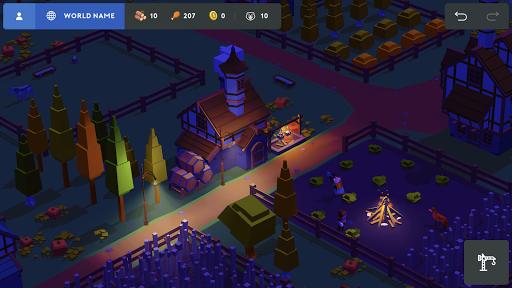 Pocket Build - Ultimate sandbox building modavailable screenshots 5