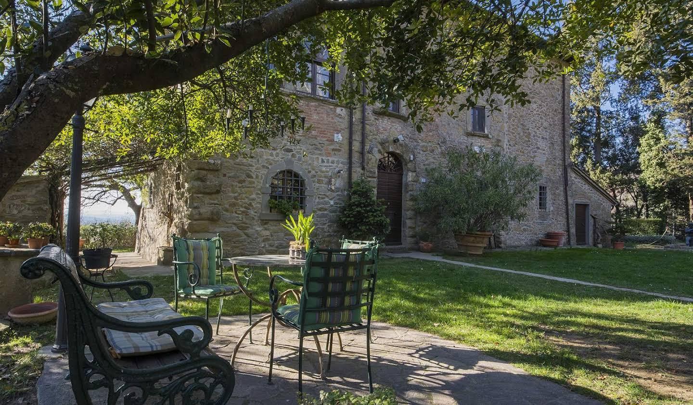 Villa avec jardin Cortone