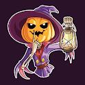 Halloween Horror Stickers - WAStickerApps icon