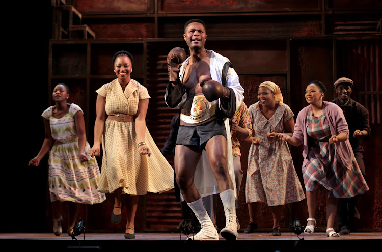 King Kong lead actor Andile Gumbi learnt invaluable life lessons from the play.