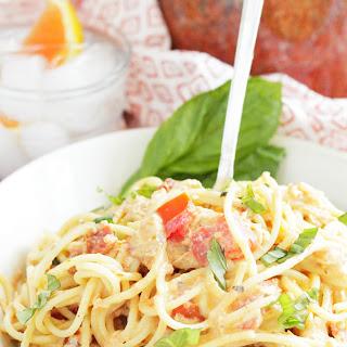 Shredded Chicken Pasta Sauce Recipes.