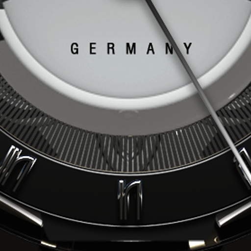 Munich HD Analog Clock Widget