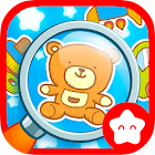 Find It : Hidden Objects for children and toddlers icon
