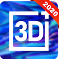 3D Live wallpaper - 4K&HD, 2020 best 3D wallpaper apk