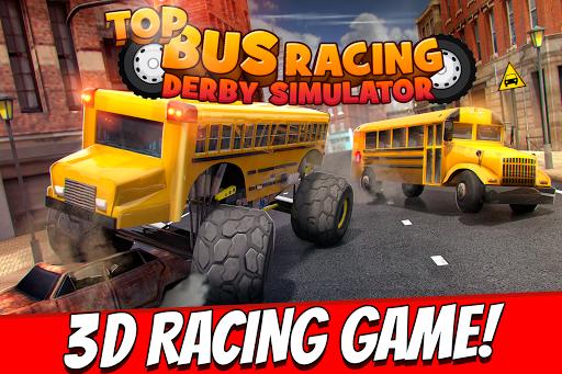 Top Bus Racing Derby Simulator