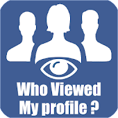 who viewed my profile fbook