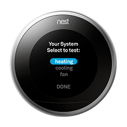 Your system heating