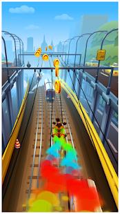 Subway Surfers- screenshot thumbnail