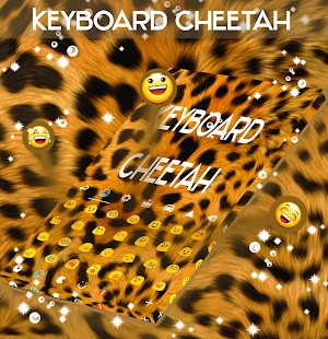 Keyboard Cheetah Free - náhled