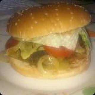 Tina´S Burger Recipe