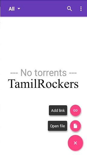 TamilRockers - Torrent Downloader 3.0 screenshots 1