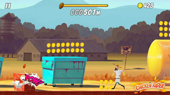 Chicken Rider Screenshot
