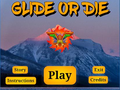 Glide or Die - náhled