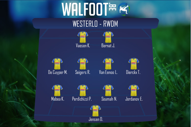Westerlo (Westerlo - RWDM)